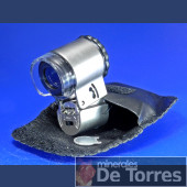 Microscopio de bolsillo de 45 mm