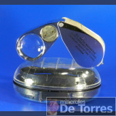55 mm Pocket Magnifying Glass